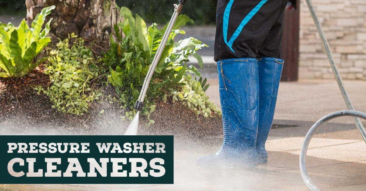 pressure washer cleaners